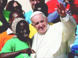 Share the journey Pope Francis