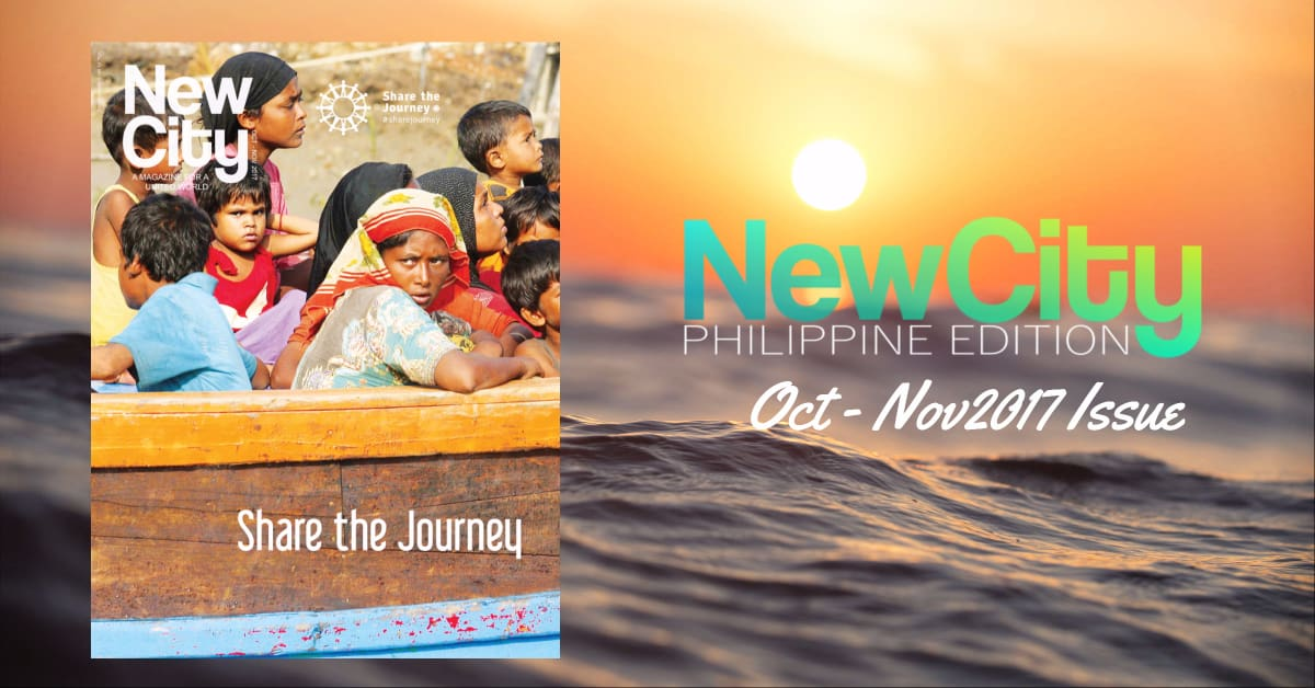 NewCity Magazine PH: October-November 2017