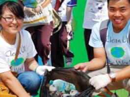Clean Up the World Weekend - 2017 theme, our place, our planet, our responsibility