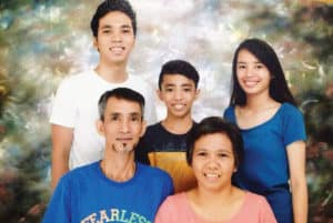 The Zamora Family