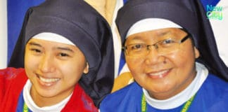 2 nuns Year of the Diocesan Clergy and consecrated persons