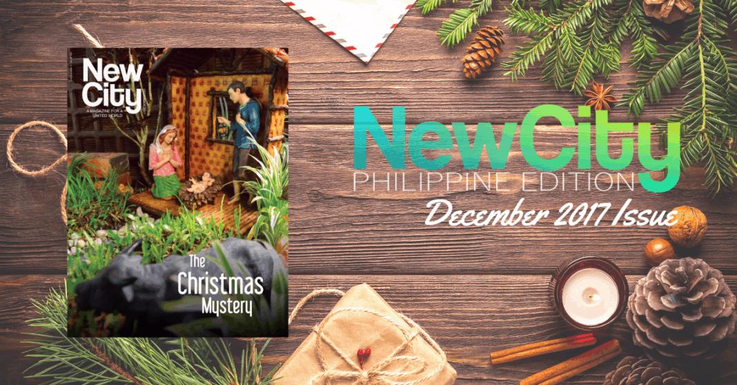New City Philippines December 2017