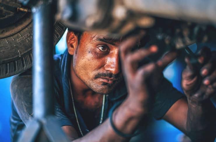 "Mechanic Living the Gospel: ""Life is a Gift"""