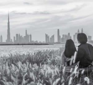 Dubai, over the top