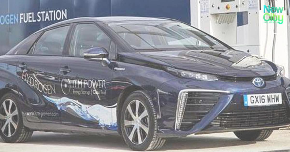 Japan car giants team up to build hydrogen stations TOYOTA