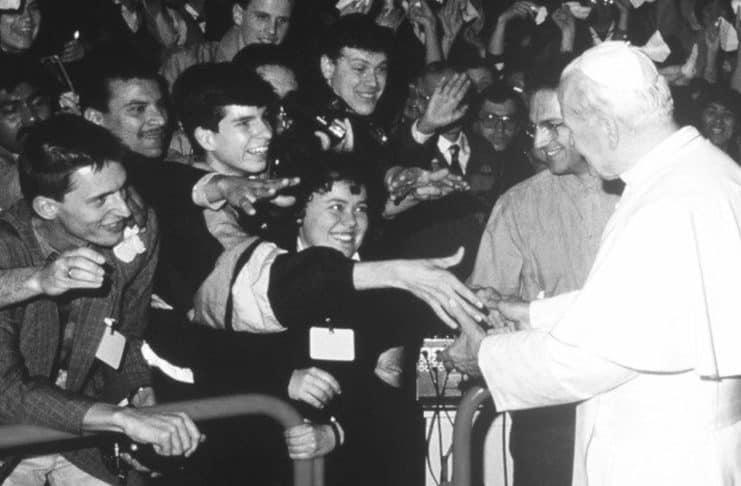 Pope John Paull II