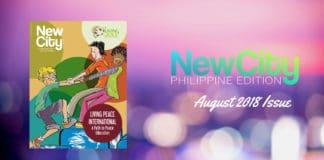 New City Magazine August 2018