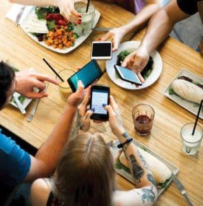 The Social Media Phenomenon