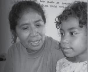 Maria De Lourdes Martins Cruz, East Timor