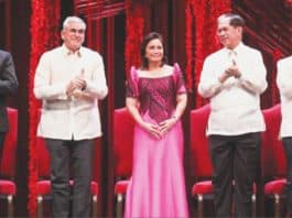 """Vice President Leni Robredo tagged the Magsaysay Awardees of 2018 as """"the ultimate proof that quiet bravery is the most potent kind of strength, and that empathy belies a deeper kind of power, not weakness""""."""