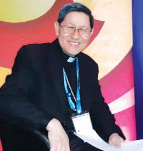 Cardinal Luis Antonio G. Tagle